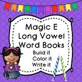 Magic E Long Vowel Books