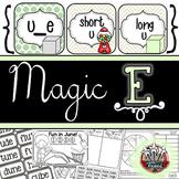 Magic E: Long U
