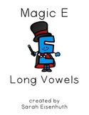 Magic E Long Vowel Worksheets
