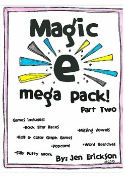 Magic E Mega Pack! (part 2)