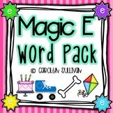 Magic E Pack - Teaching Students Silent E  (CVCE)