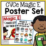Magic E Poster Set - Free