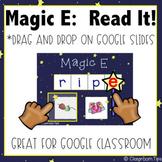 Magic E - Read It! (Magic E - Distance Learning - Google C