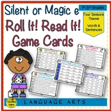 Silent or Magic  ē:  Read It! & Roll It! Games