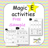 Magic E Sample Packet