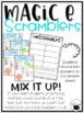 Magic E Scramblers