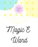 Magic E Wands