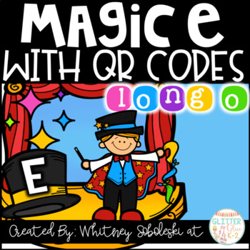 Magic E With Long O QR Codes