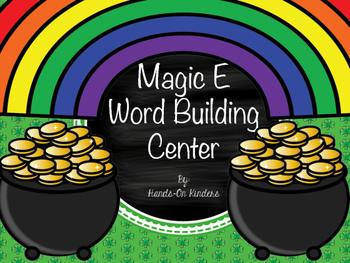 Magic E Word Building Center