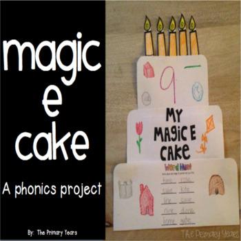 CVCE Word Work Craftivity - A Phonics Project