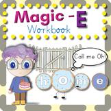 Magic - E Workbook