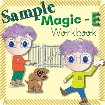 Magic - E Workbook Sample