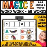 Magic E (a_e, i_e, o_e, u_e, e_e)