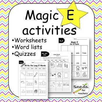 Magic E packet