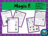 Magic E, Silent E, Long vowel sounds, CVC