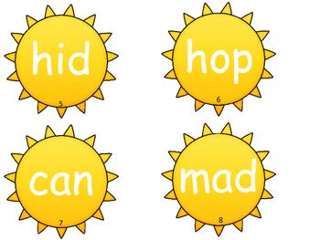 Magic E words