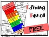 FREE Magic Editing Pencil