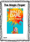 Magic Finger by Roald Dahl Novel Study