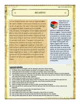 Magic Forest Academy Stage 2 Syllabus (FREE - Full Color Version)