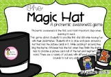 Magic Hat - A Phonemic Awareness Game