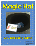 Magic Hat CVC Decoding Game