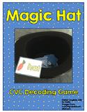 Magic Hat CVC Decoding Game