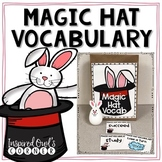 Magic Hat Vocabulary Freebie