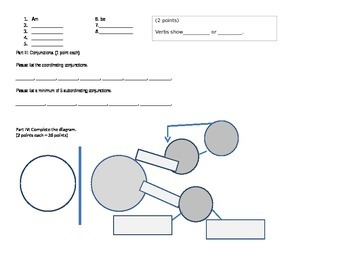 Magic Lens Worksheets and Test