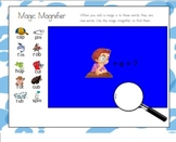 Magic Magnifier CVC to VCE for SMART Board