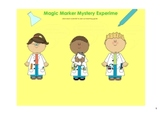 Magic Marker Mystery Scientific Method Activity