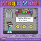 Magic Math: Subtracting with 0 Boom Cards