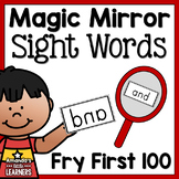 Sight Word Game - Magic Mirror Fry First 100