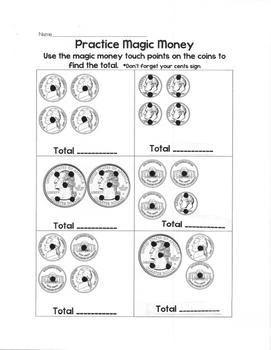 Magic Money Practice