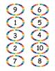 Magic Multiplication Cards (1 - 12)