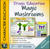 Magic Mushrooms - Drugs Education