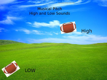 Magic Notes Level 5 Music Sight Reading and Solfege for Beginners.  Football.