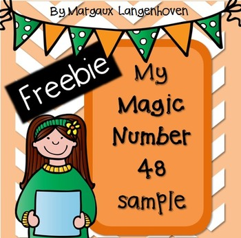 Magic Number 48 sample FREEBIE