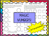 Magic Number Addition and Multiplication - Maths!