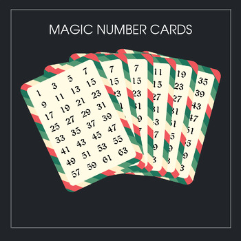 Magic Number Cards