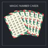 Magic Number Cards (watermarked)