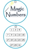 Magic Number Math Trick - Beginning of the Year Activity o