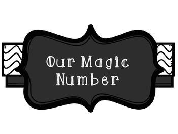 Magic Number poster pack