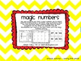 Magic Numbers for Regrouping