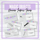 Magic Objects - Improv Game - Drama Improvisation Activity