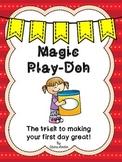 Magic Play-Doh FREEBIE