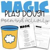 Magic Play Dough Beginning of the Year Activity