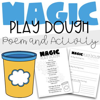 Magic Play Dough Activity
