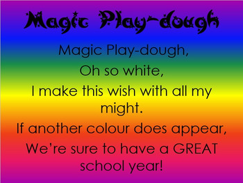 Magic Playdough