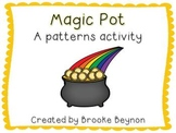 Magic Pot - A Patterns Activity