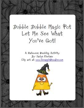 Magic Pot Doubles Facts Fluency